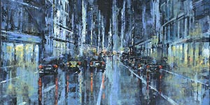 Nathan NEVEN - Blue New York